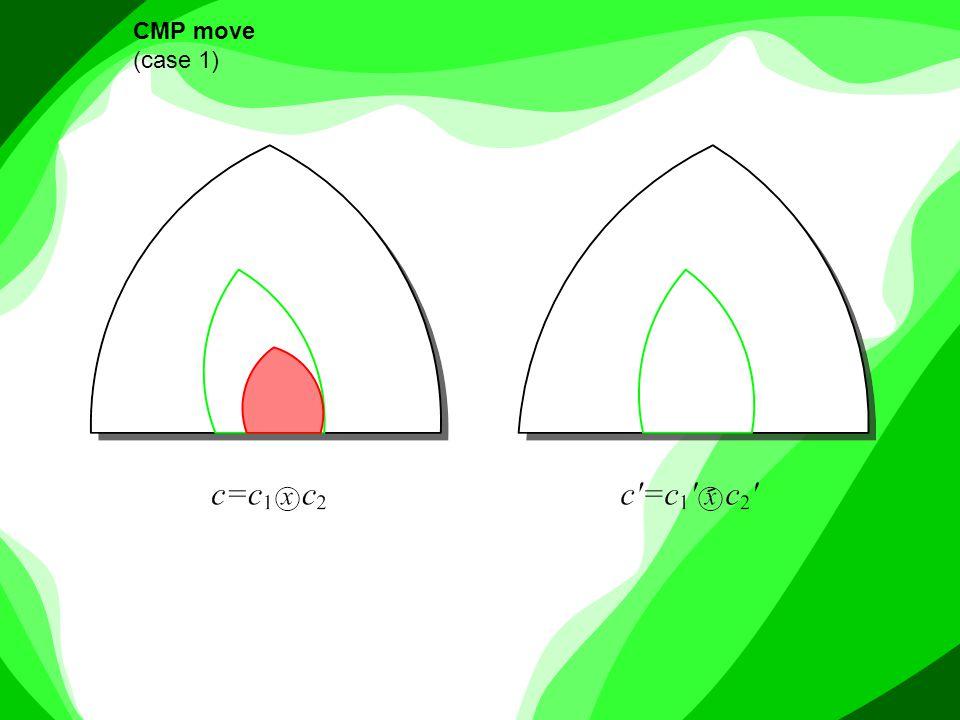 CMP move (case 1)
