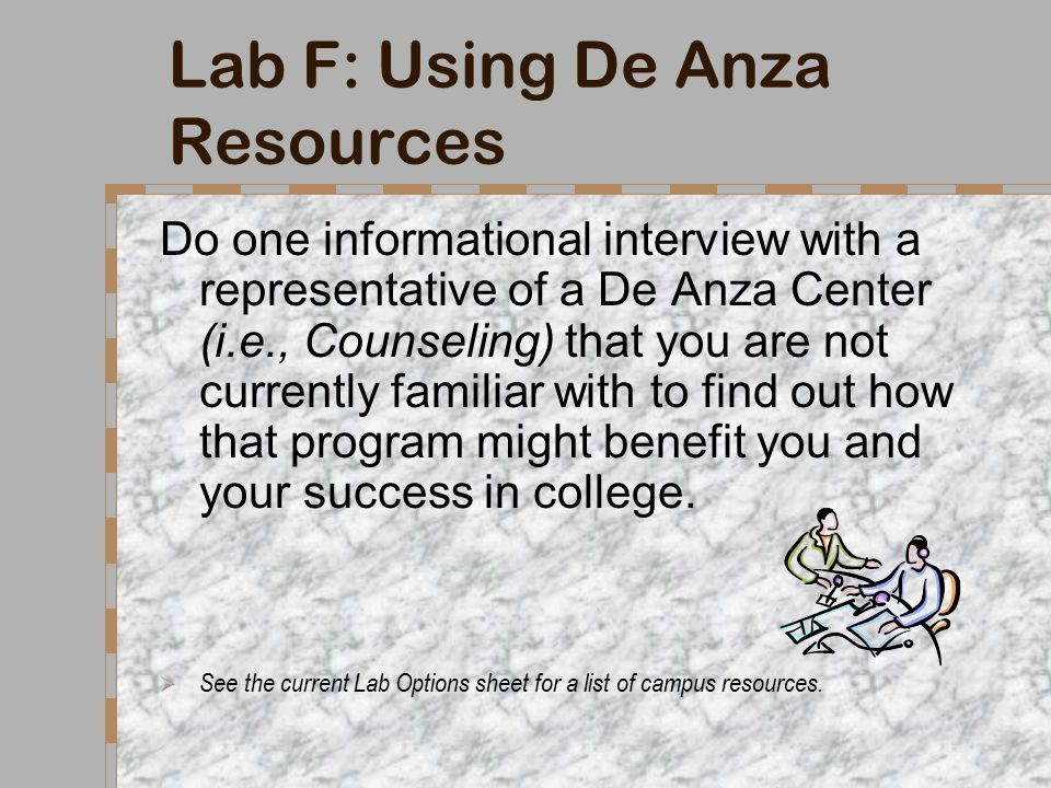Lab E: Do a COSI Lab A COSI (Co-Supplemental Instructor) is a practicum that enables eligible students to learn and practice leadership, communication, and team-building skills within a group setting.