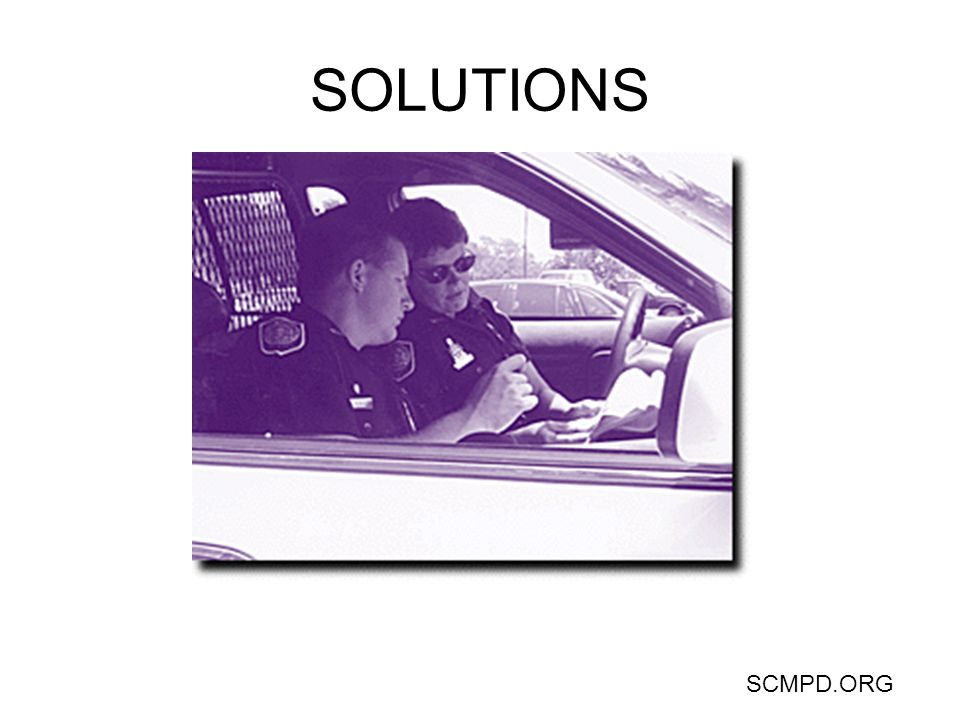 SOLUTIONS SCMPD.ORG