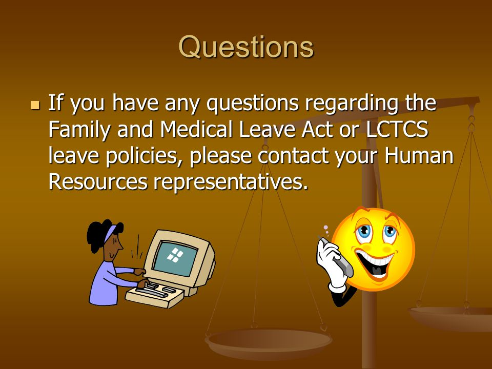 Returning from FMLA Employees returning from FMLA must be returned to their former position, or an equivalent position with equivalent benefits.