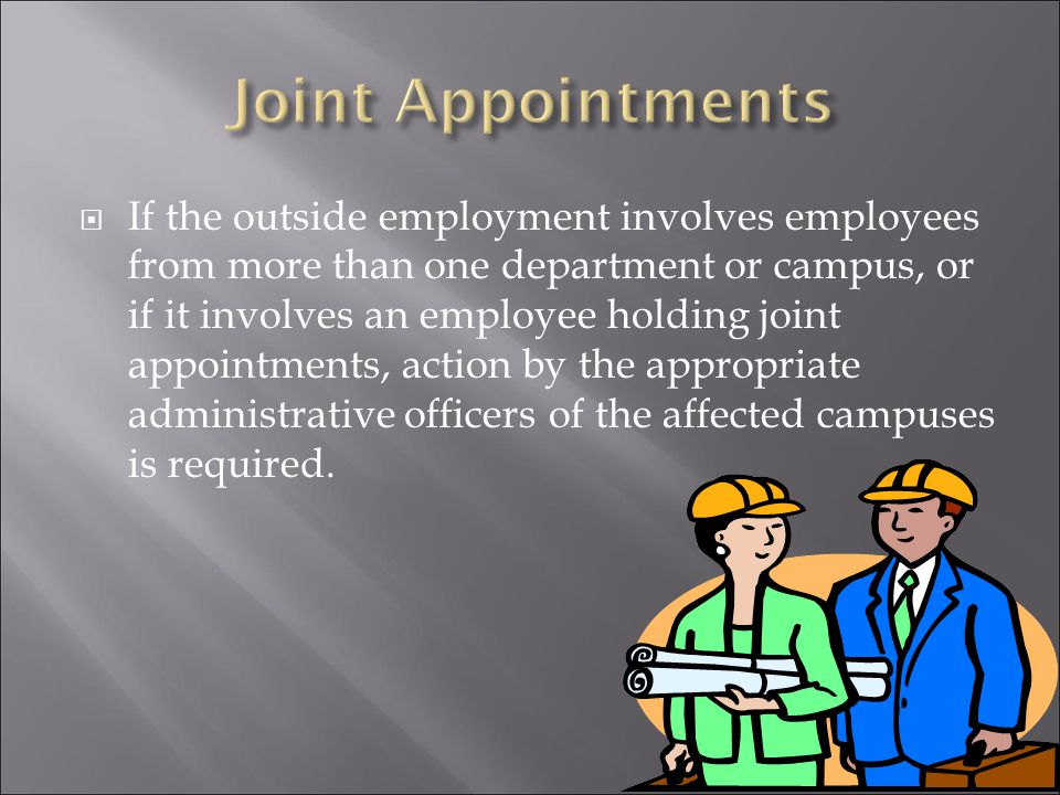  All other outside employment may be approved through normal administrative channels by the Chancellor or by a campus administrative officer designated by the Chancellor.