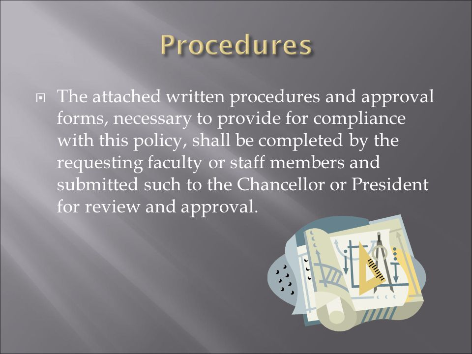  The appropriate campus administrators, including chairs, directors, deans and vice chancellors, are responsible for determining the circumstances under which LCTCS and/or LCTCS institutions personnel, laboratories, services and equipment may be used in connection with outside employment of LCTCS employees.