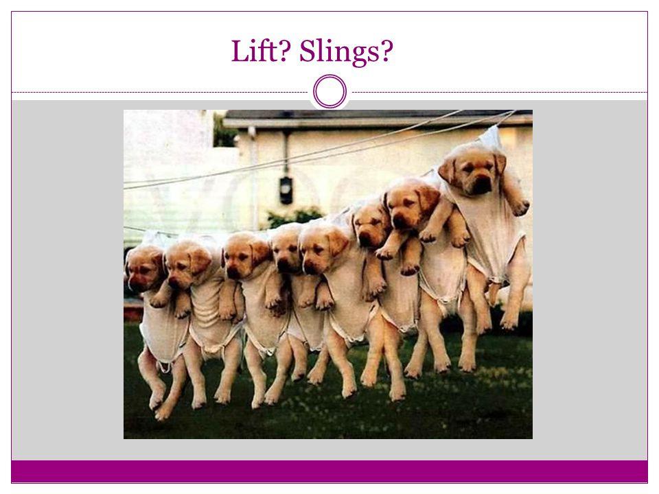 Lift Slings