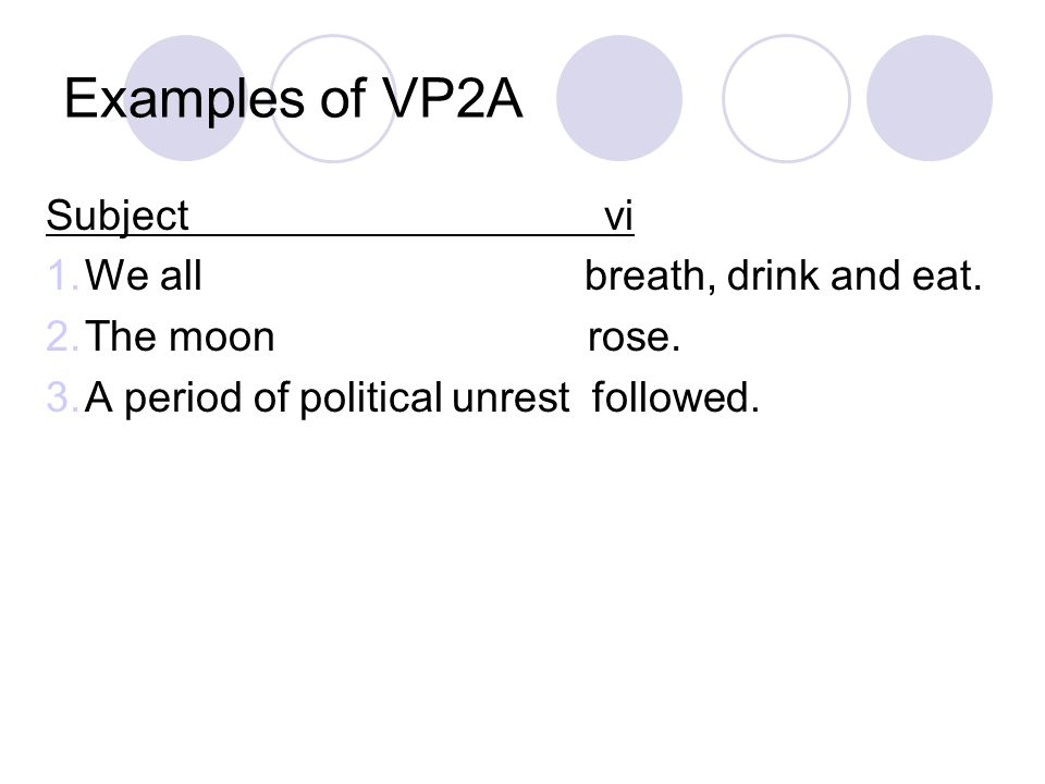 Verb Pattern 2A (cont) There are variations with introductory there/it 1.