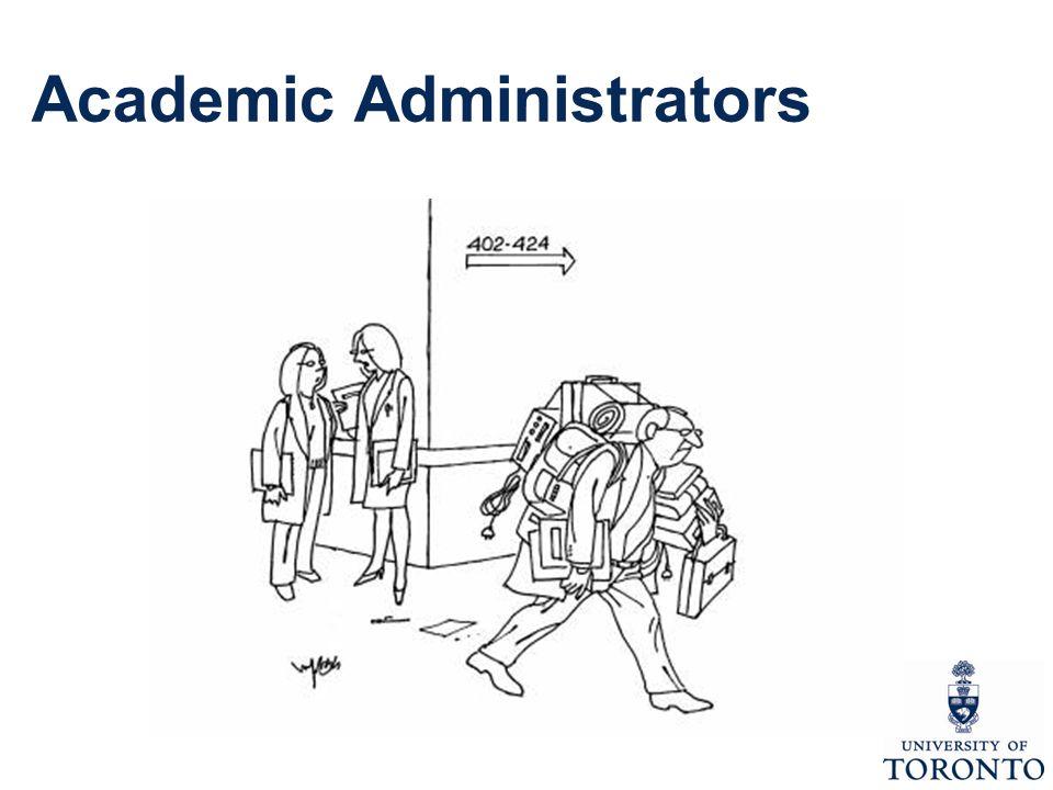 Academic Administrators