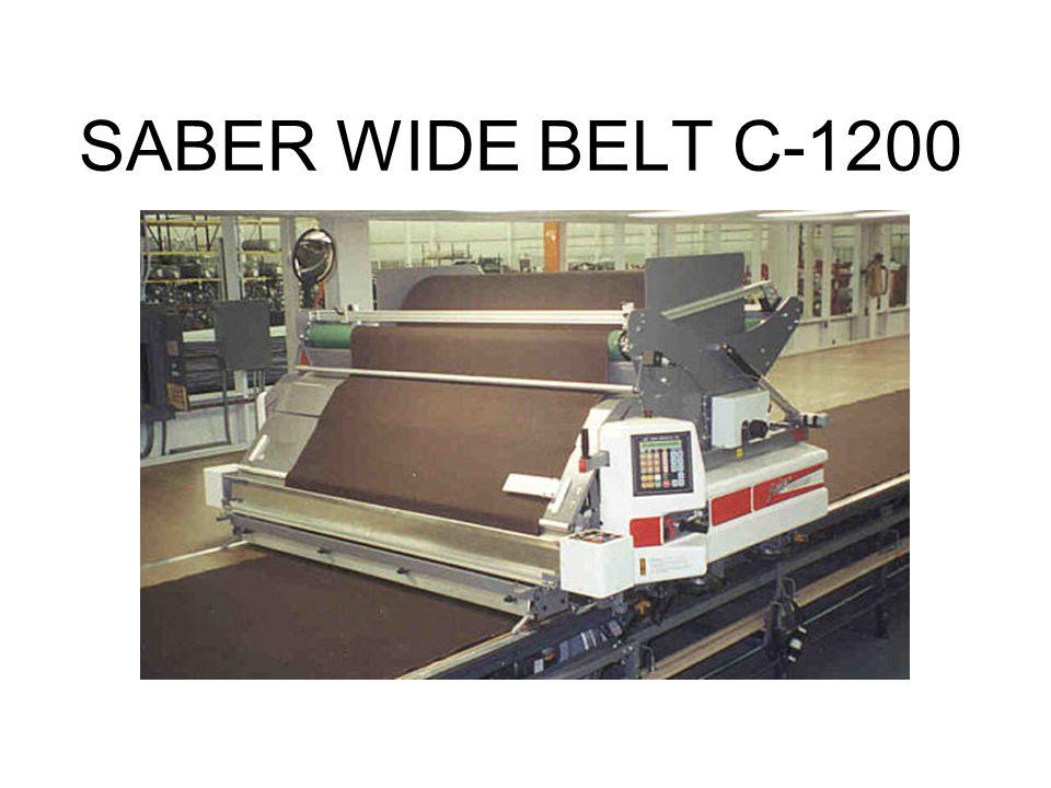 SABER WIDE BELT C-1200