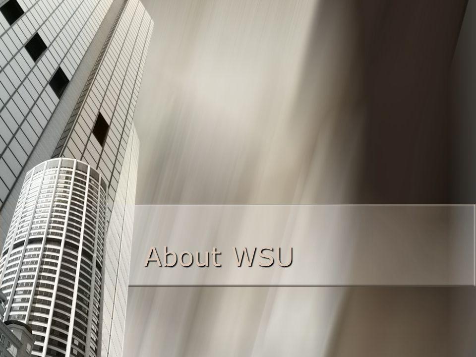 About WSU