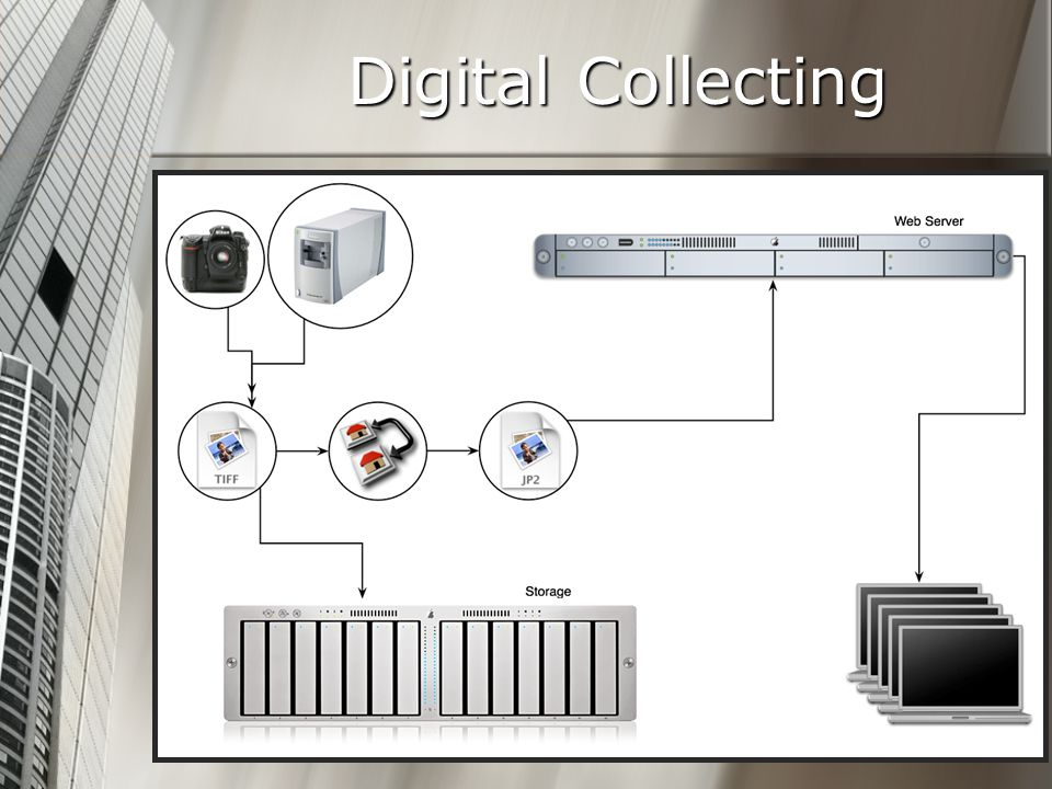 Digital Collecting