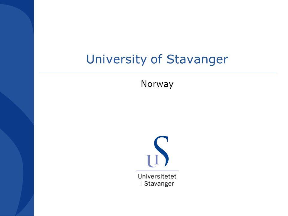 Stavanger Bergen Trondheim