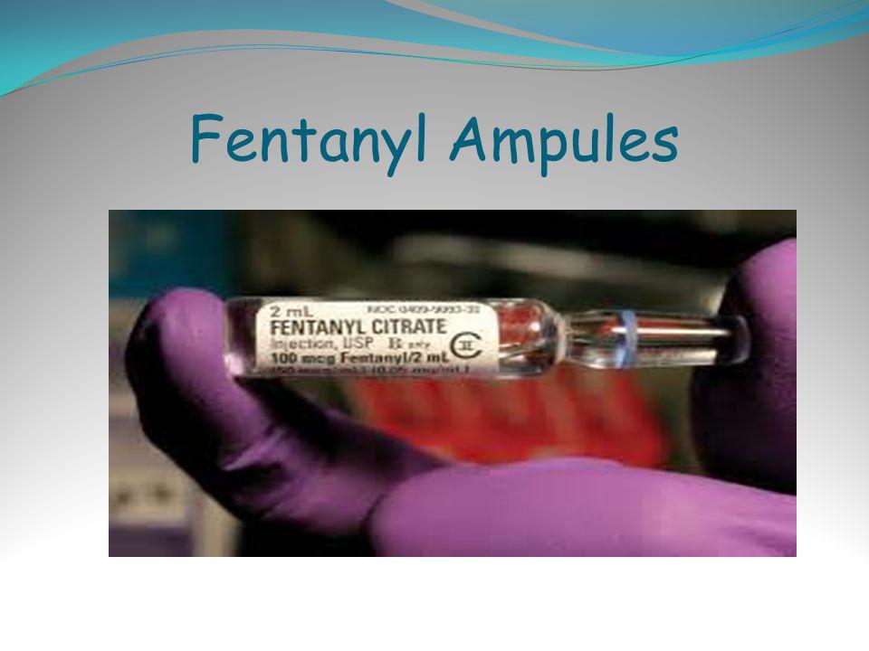 Fentanyl Ampules