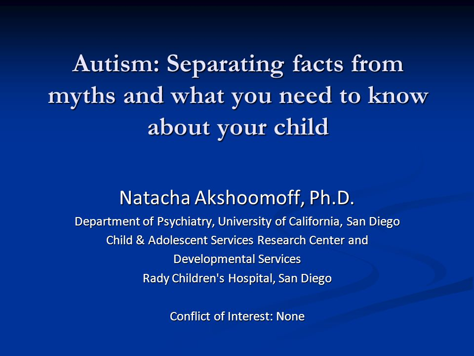 7 th Annual International 11q Conference San Diego, CA July, 2010 Management of Behavior Problems in Children with Developmental Delay Martin T.