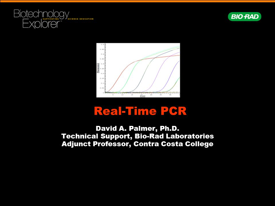 73 Why is it important for teachers to be able to solve real-time PCR problems.