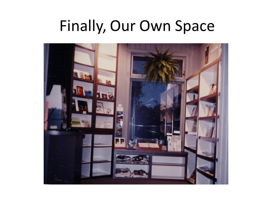 Our Current Space