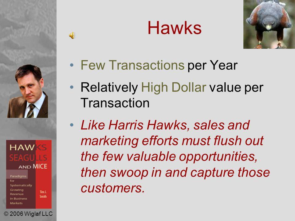 © 2006 Wiglaf LLC Hawks, Seagulls, and Mice