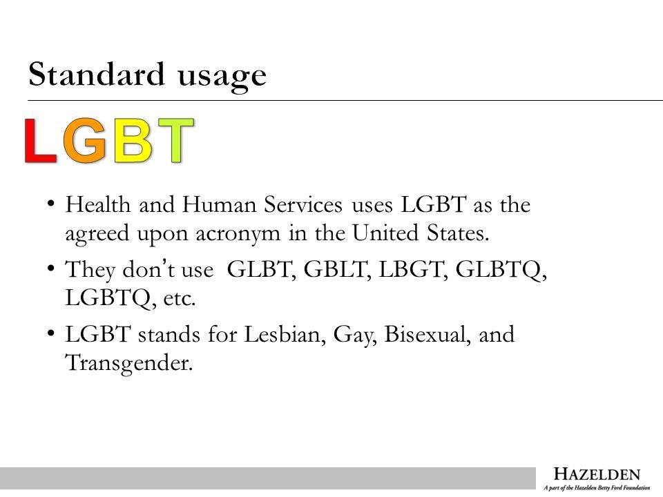 Sexual health bridges the gap between sensitive and affirming models LGBTQ or Sexual Health?