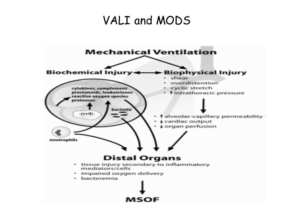VALI and MODS