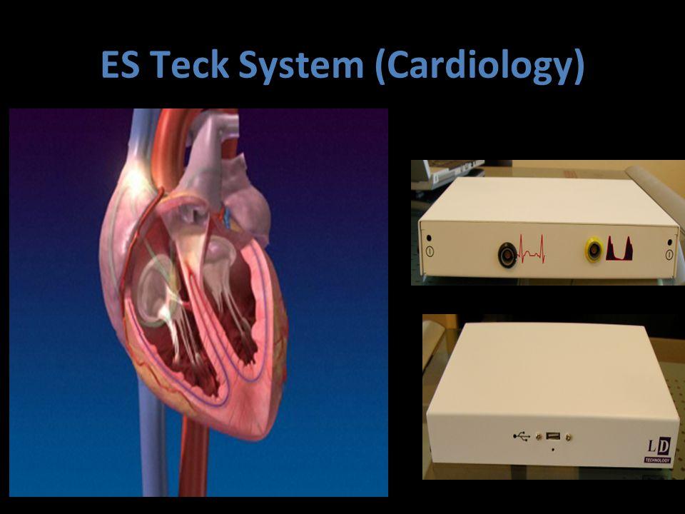 ES Teck System (Cardiology) HRV Photoelectrical Plethysmograph