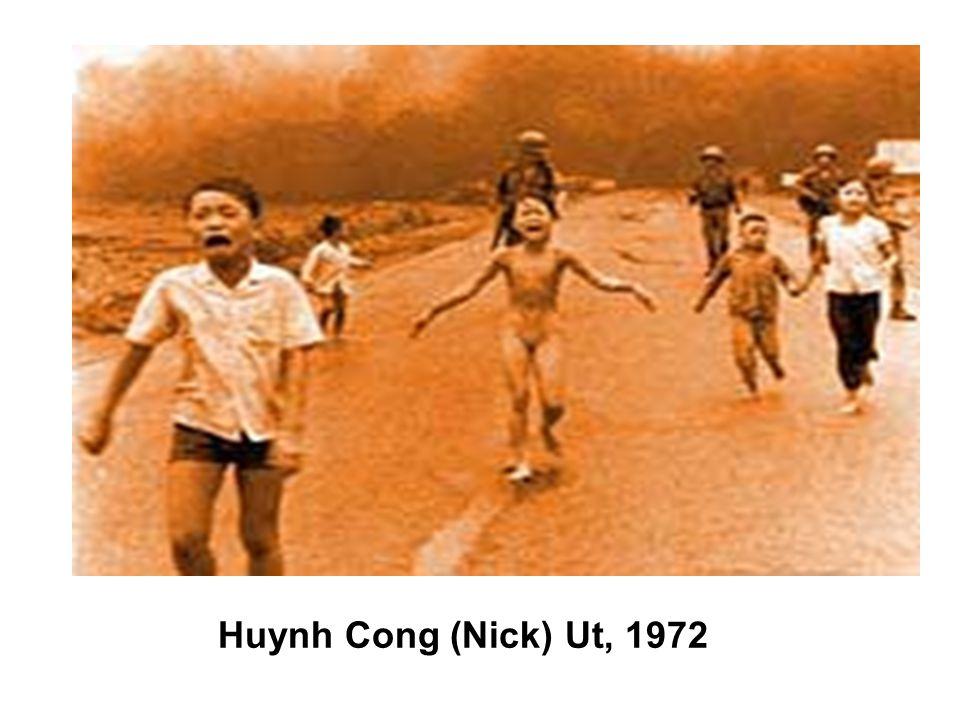 Huynh Cong (Nick) Ut, 1972