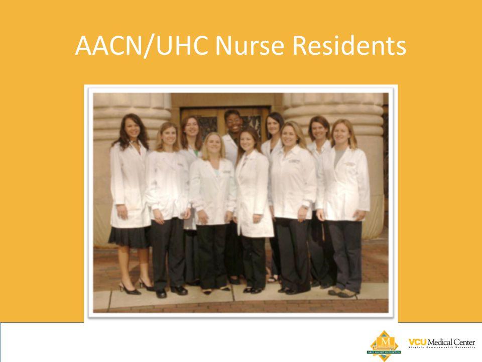 AACN/UHC Nurse Residents