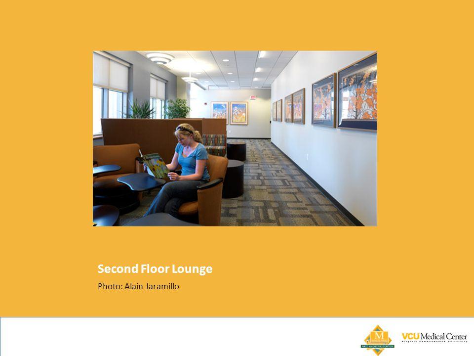 Second Floor Lounge Photo: Alain Jaramillo
