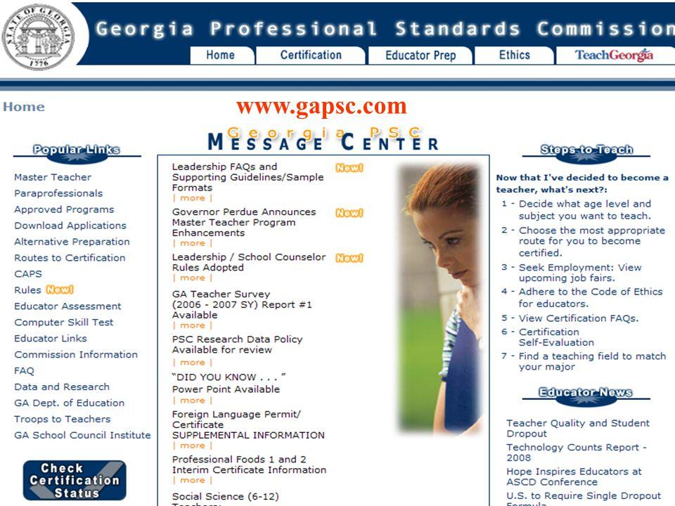 www.gapsc.com