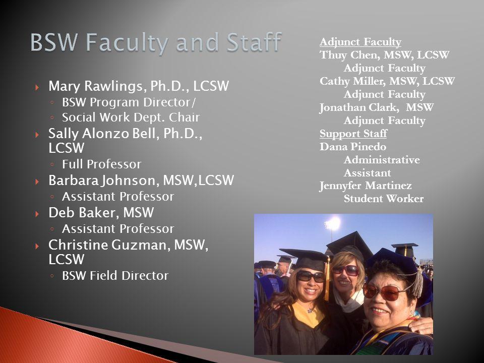 BSW Student Ethnicity