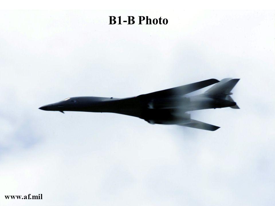 B1-B Photo www.af.mil