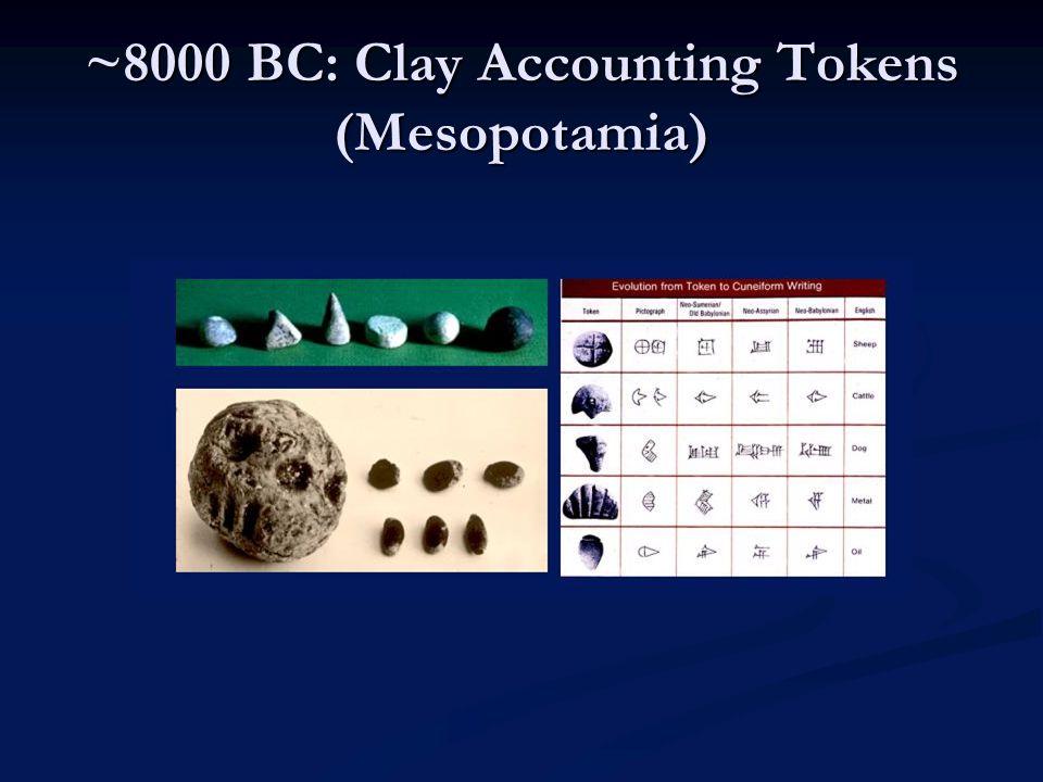 ~3000 BC.. Today: Board games (Mesopotamia)