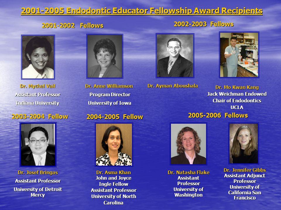 2004-2005 Fellow Dr.