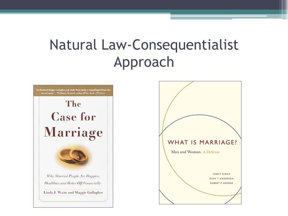Natural Law-Consequentialist Approach