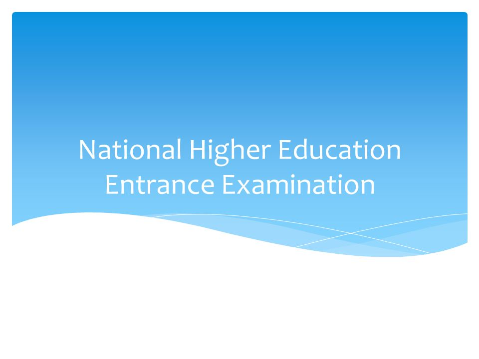  The National Higher Education Entrance Examination  Usually taken by students in their last year of senior secondary school  Although no age restriction since 2001  Offered once a year, takes two days  Determine the fate of more than 10 million Chinese students every year gaoka0