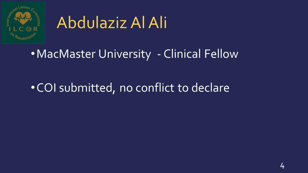 Abdelouahab Bellou Emergency Department - BIDMC Harvard Medical School - Visiting Professor of Medicine; Faculty of Medicine of Rennes.