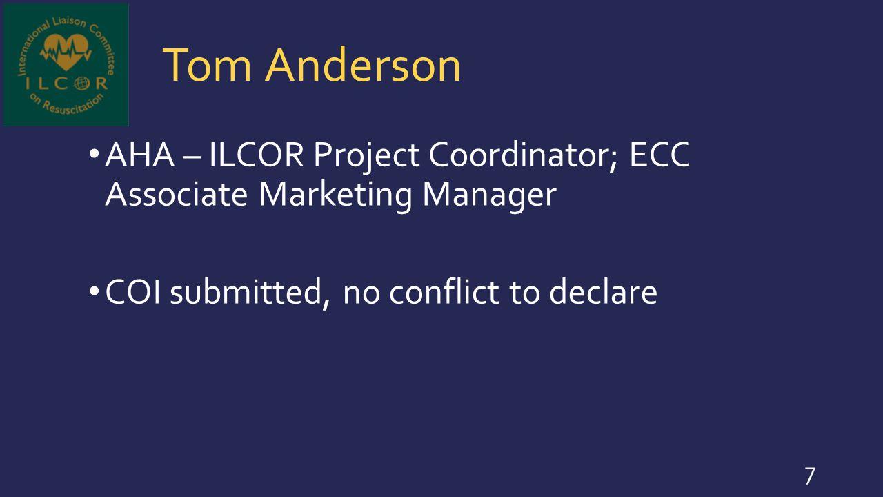 Ricardo Samson University of Arizona - Professor of Pediatrics American Heart Association - ECC Pediatric Science Consultant 398