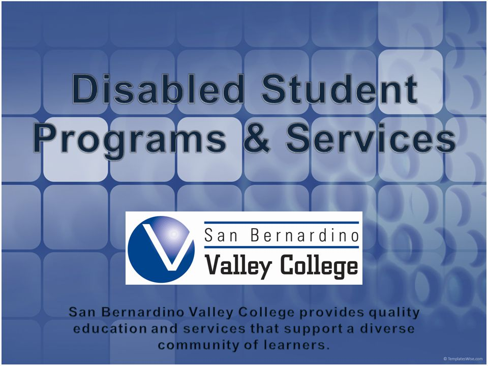 Federal and State Laws and Regulations Title V Americans with Disabilities Act (ADA) with 2008 Amendments Section 504 of The Rehabilitation Act of 1973 Pertinent Sections of California Education Code