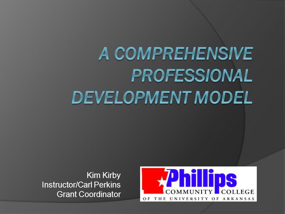 Kim Kirby Instructor/Carl Perkins Grant Coordinator