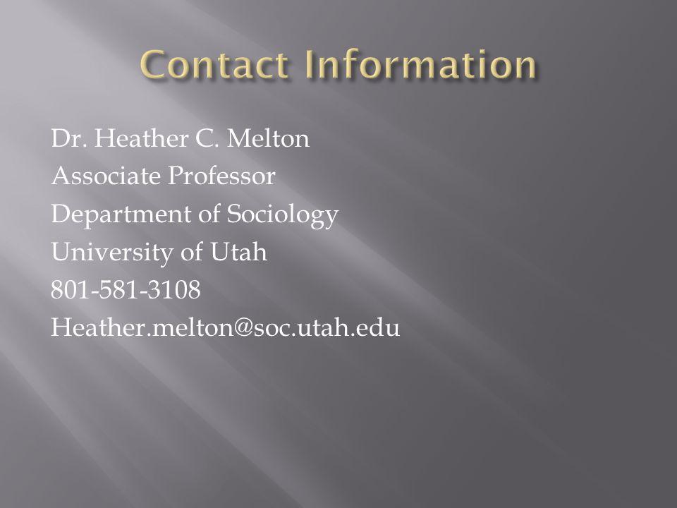 Dr. Heather C.