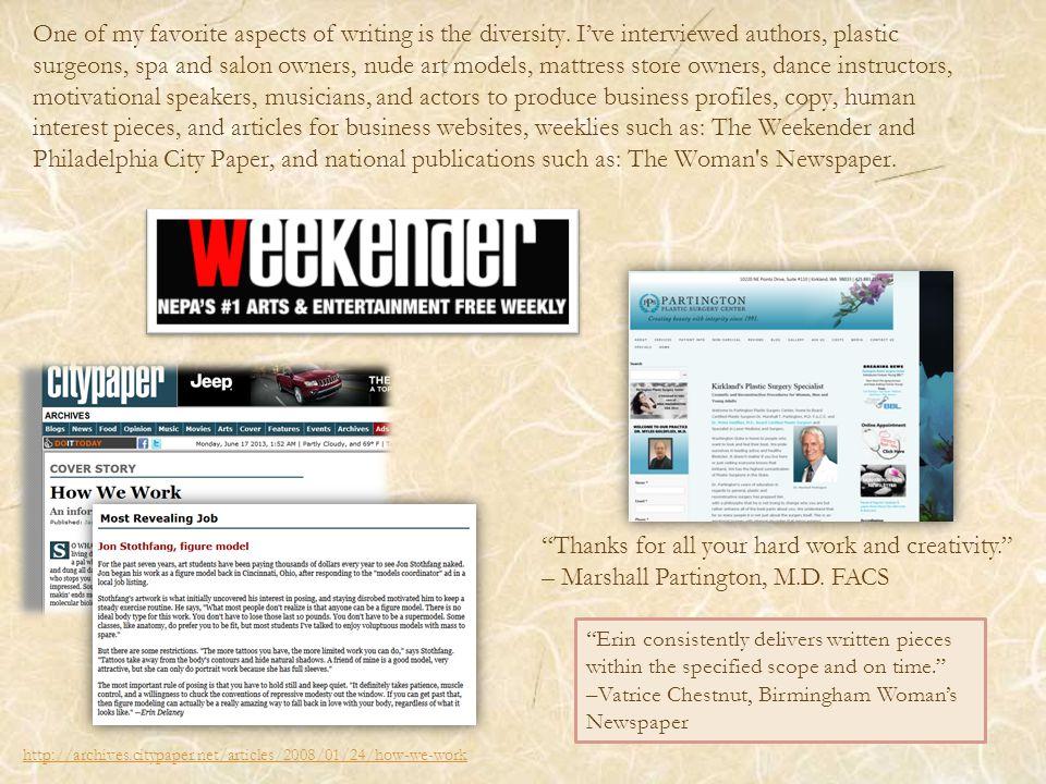 Freelance Copywriting Product Description Copy for graphic designer.