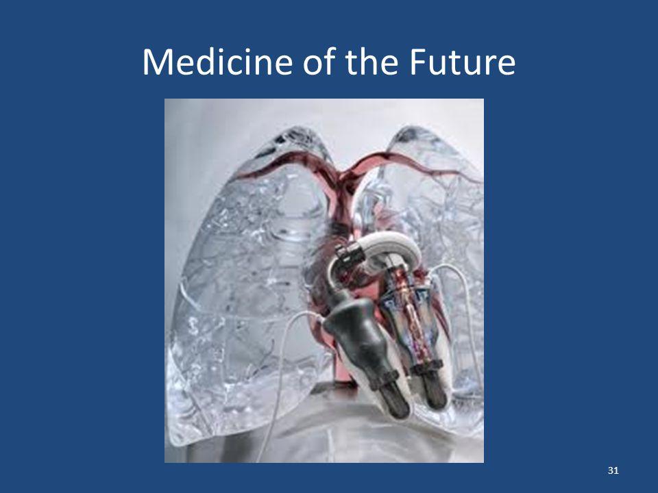Medicine of the Future 31