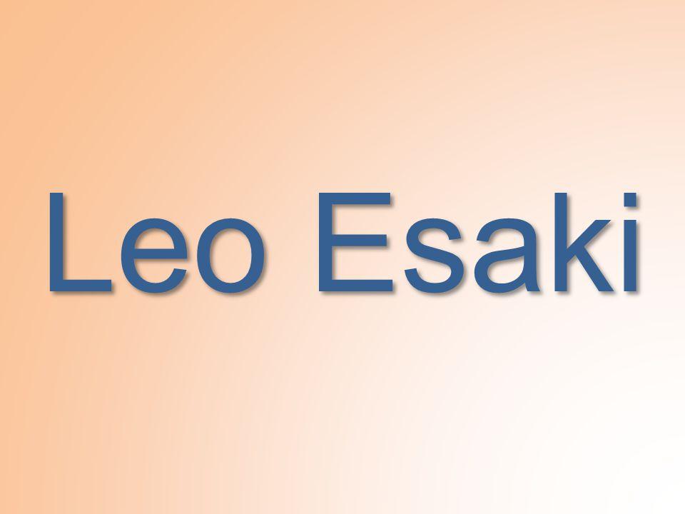 Leo Esaki