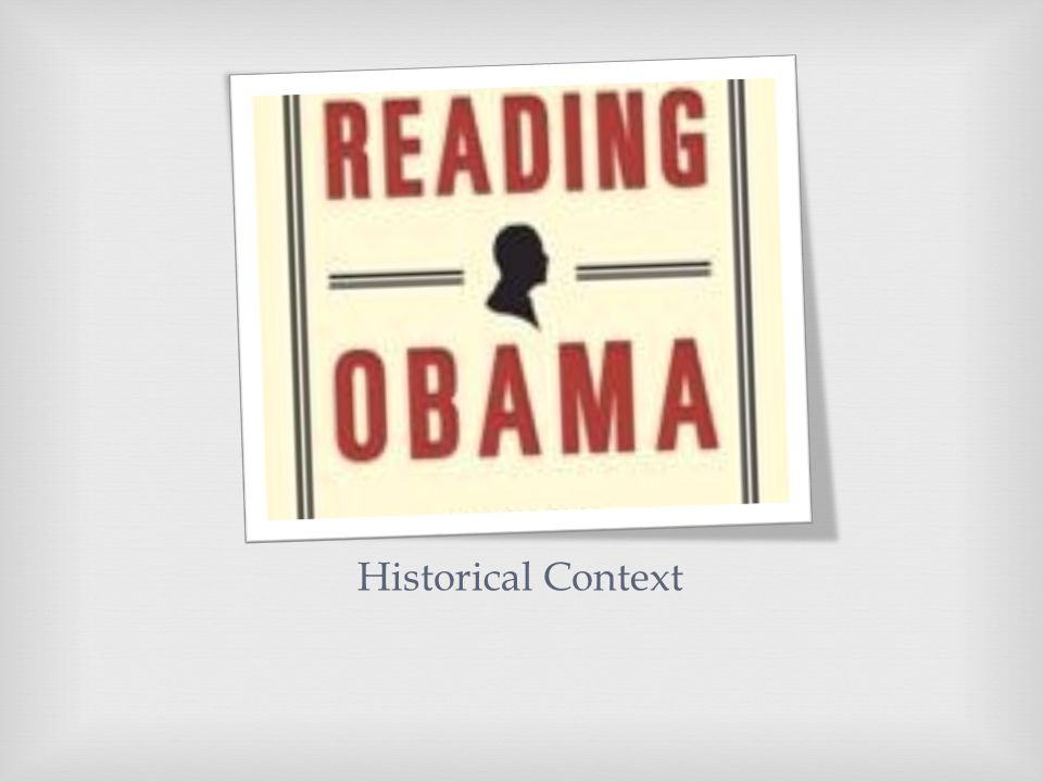   The relationship Obama built with his students, the structure of the assigned readings, the directions to guide the students to complete their paper, and his suggested approaches to the student presentations could be interpreted to have provided such a learning experience about CRT.