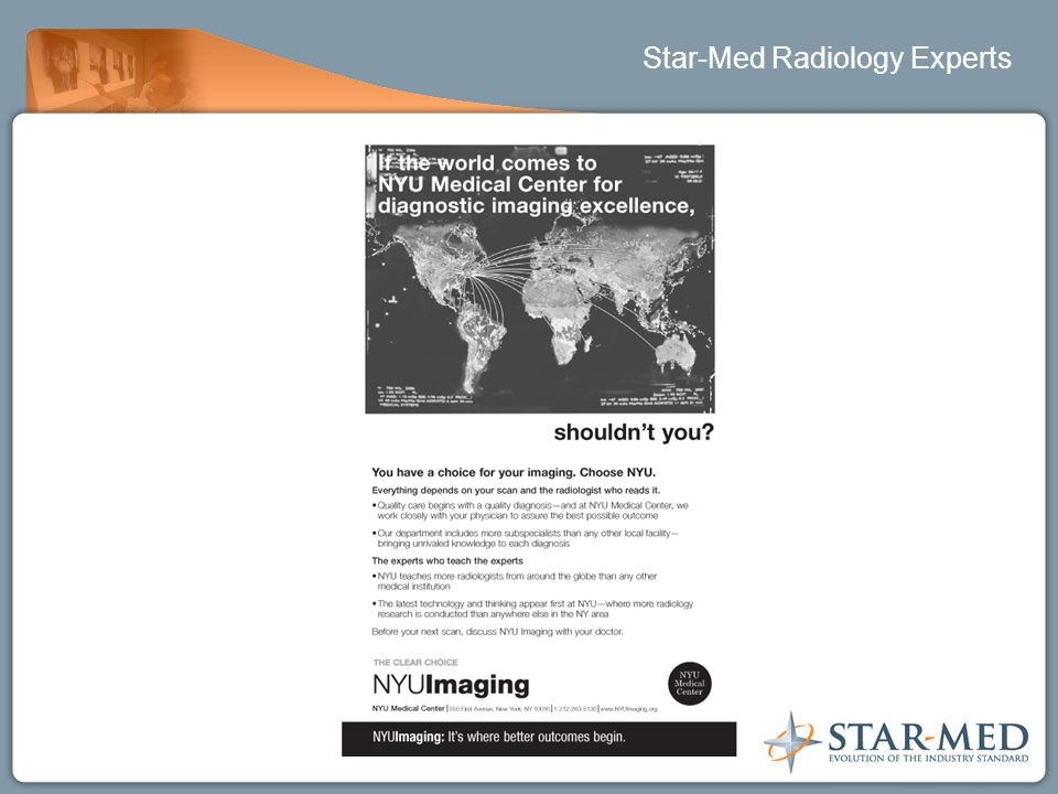 Star-Med Radiology Experts