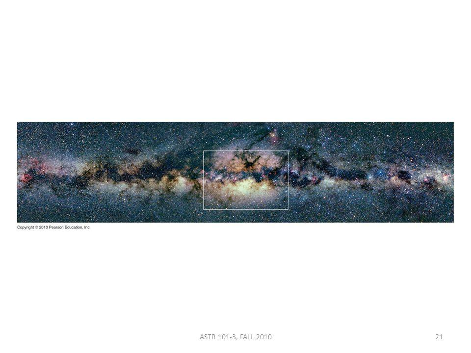 ASTR 101-3, FALL 201022