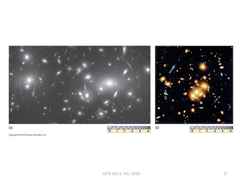 ASTR 101-3, FALL 201027