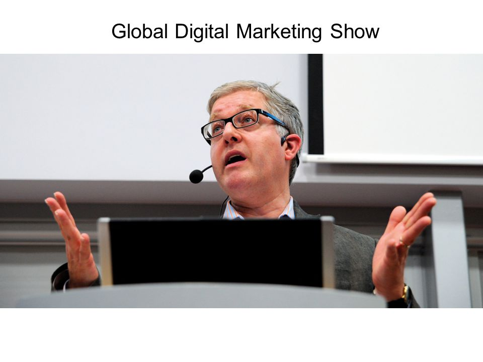 Global Digital Marketing Show