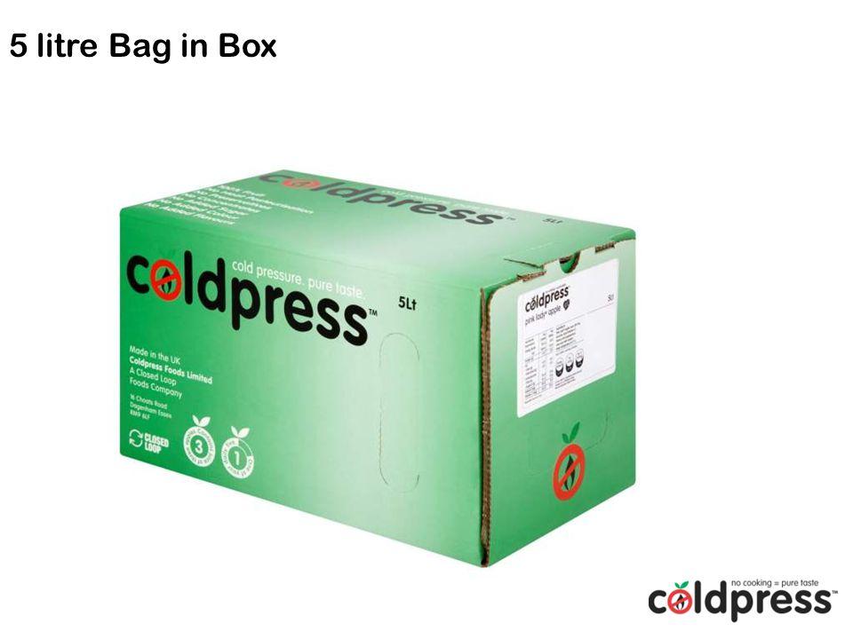 5 litre Bag in Box