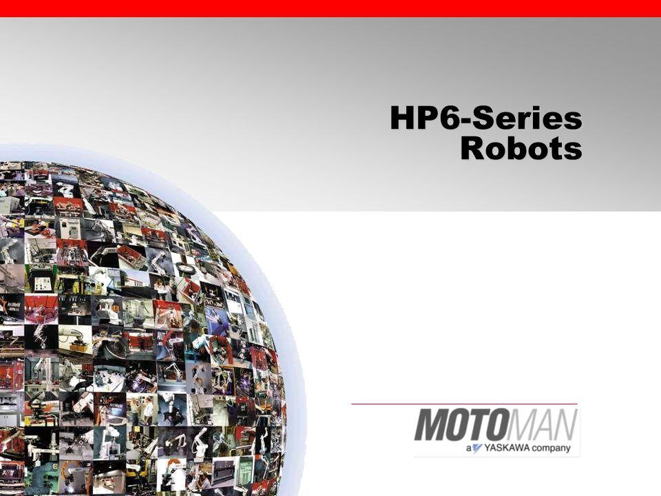 HP6-Series Robots
