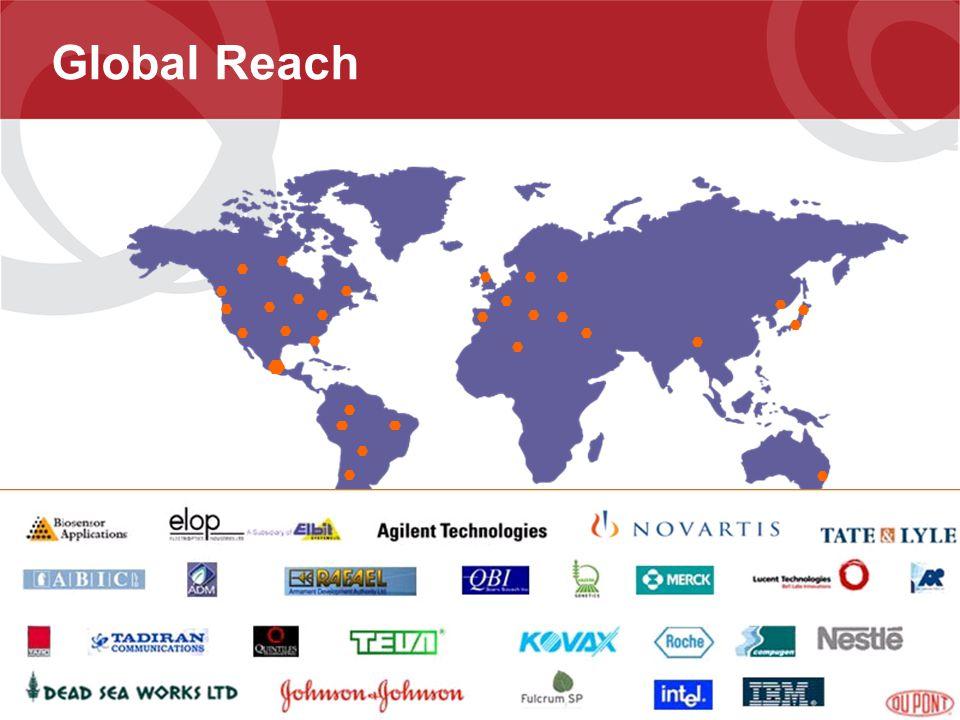 18 Global Reach