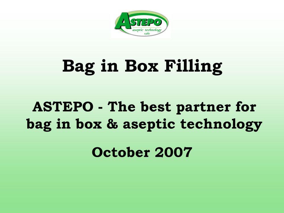Bag in Box Package – Shelf-Life Barrier Layer Hybar 35 HF High oxygen barrier Inner Layer ClearShield 20 High oxygen barrier