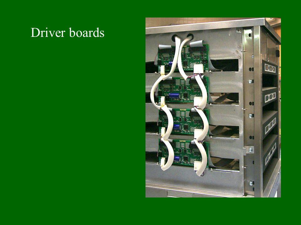 Driver boards
