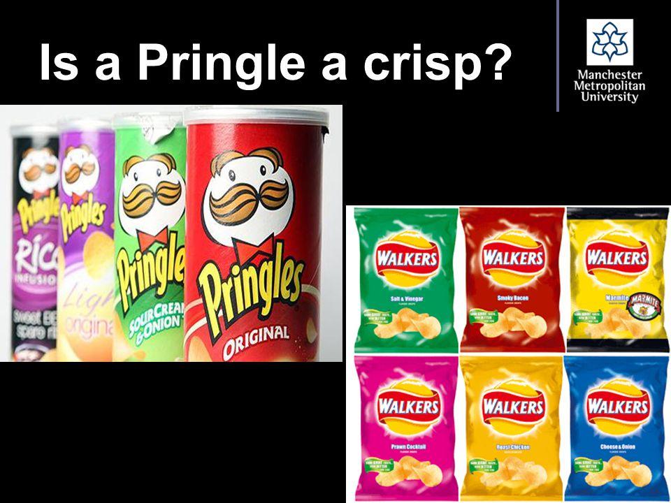5 Is a Pringle a crisp?